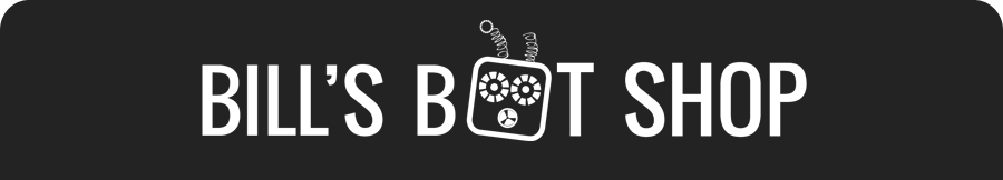 Bill's Bot Shop logo